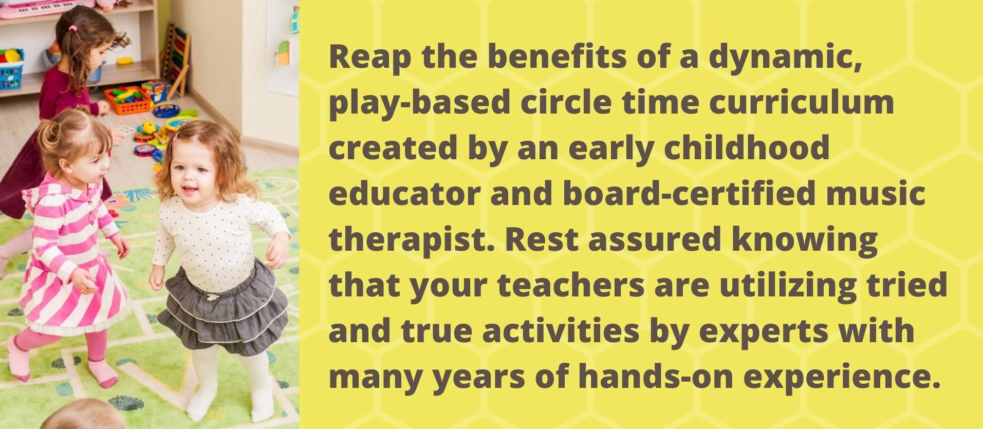 Play-Based Curriculum | Circle Time Success