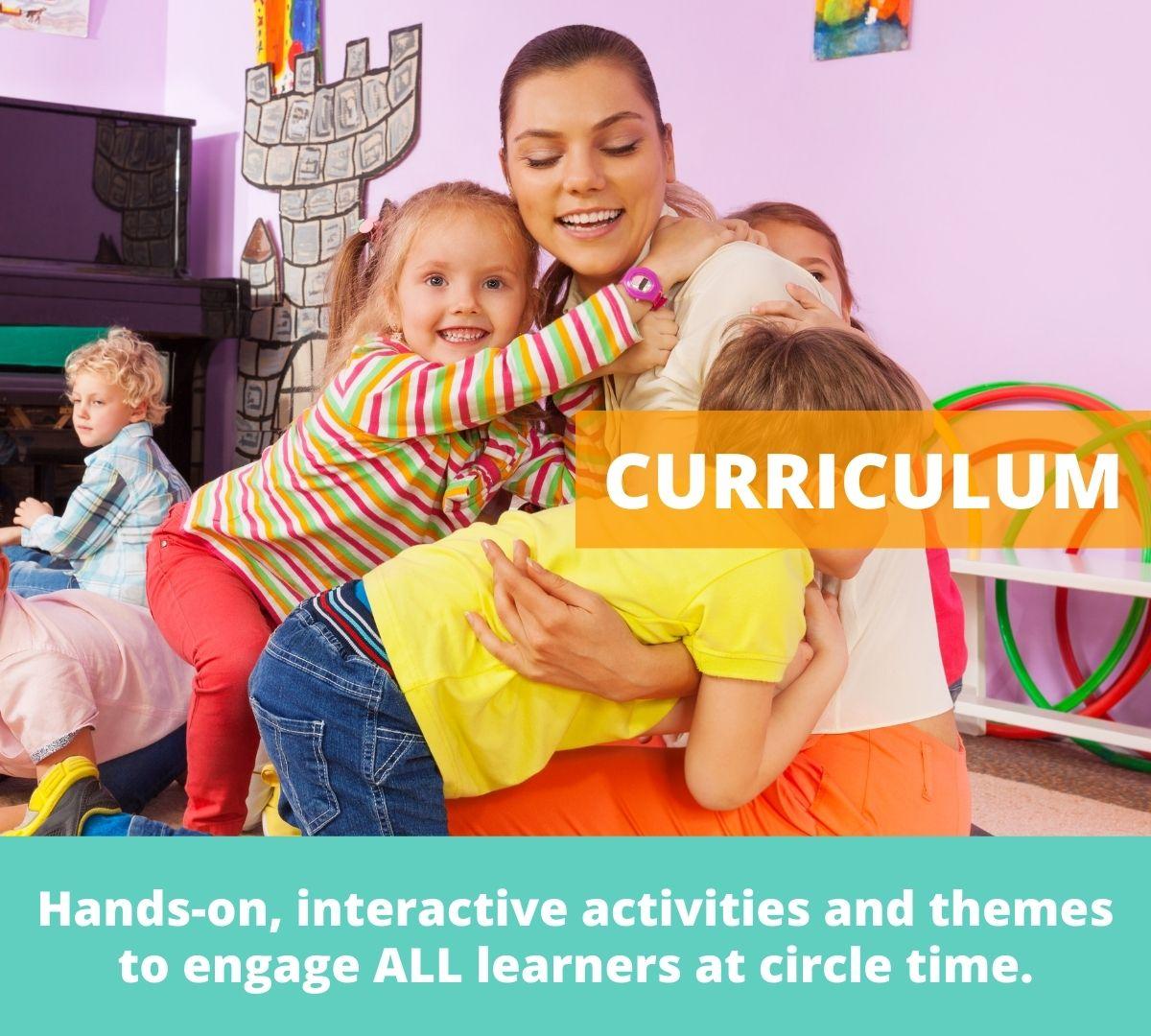 Curriculum | Circle Time Success