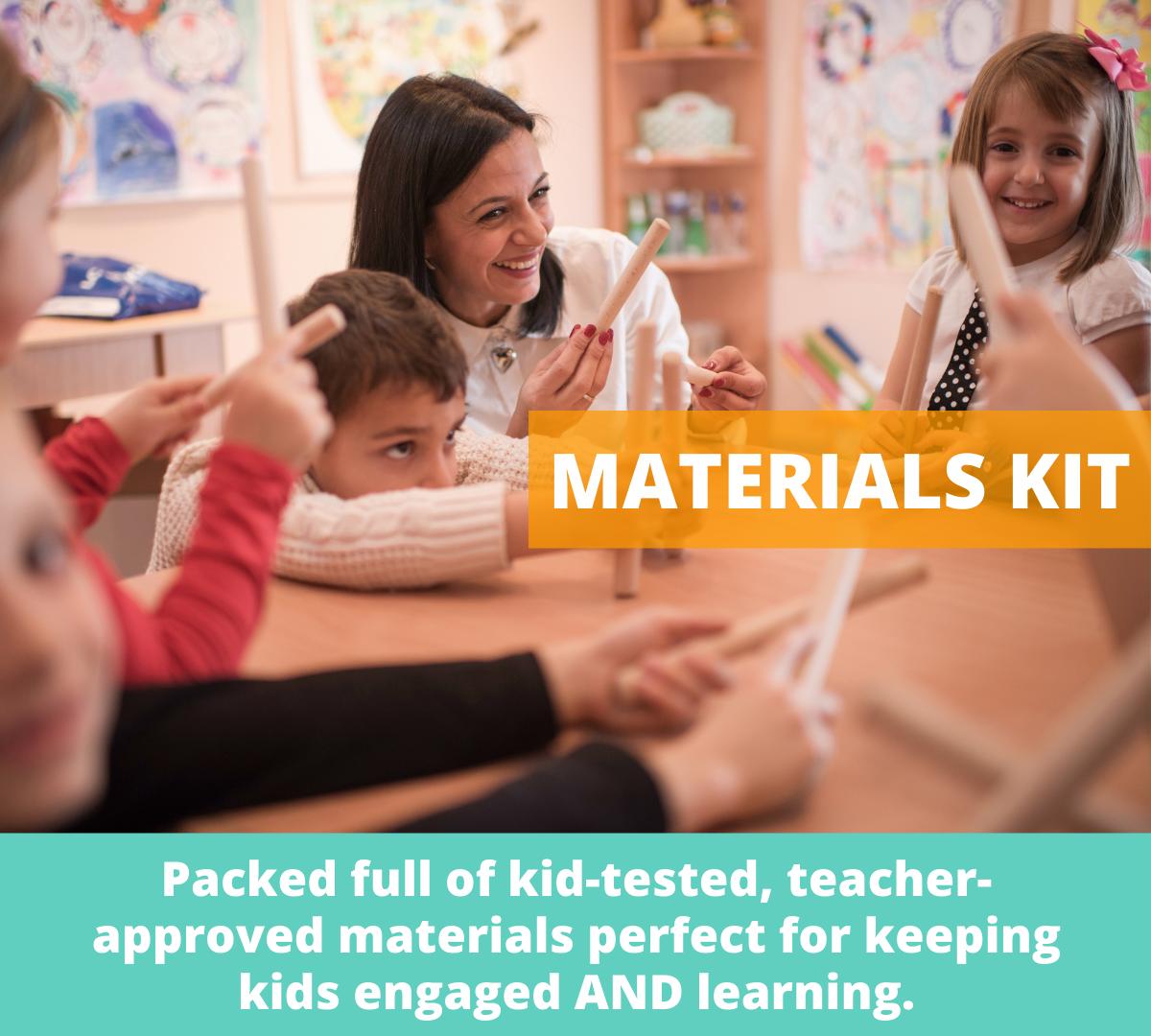 Materials Kit | Circle Time Success